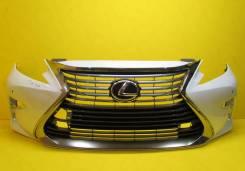 "Lexus ES 6 рест ""15 - Бампер решетка эмблема хром. Lexus ES250 Lexus ES350, GSV60, GSV40, XV60 Lexus ES300h Двигатель 2GRFE"