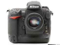Nikon D3s. 10 - 14.9 Мп, зум: без зума