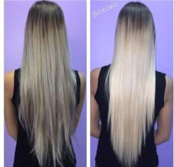 Кератиновое выпрямление, ботокс волос, нанопластика. Приятные цены