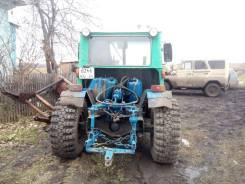 Самодельная модель. Продается трактор Бизон