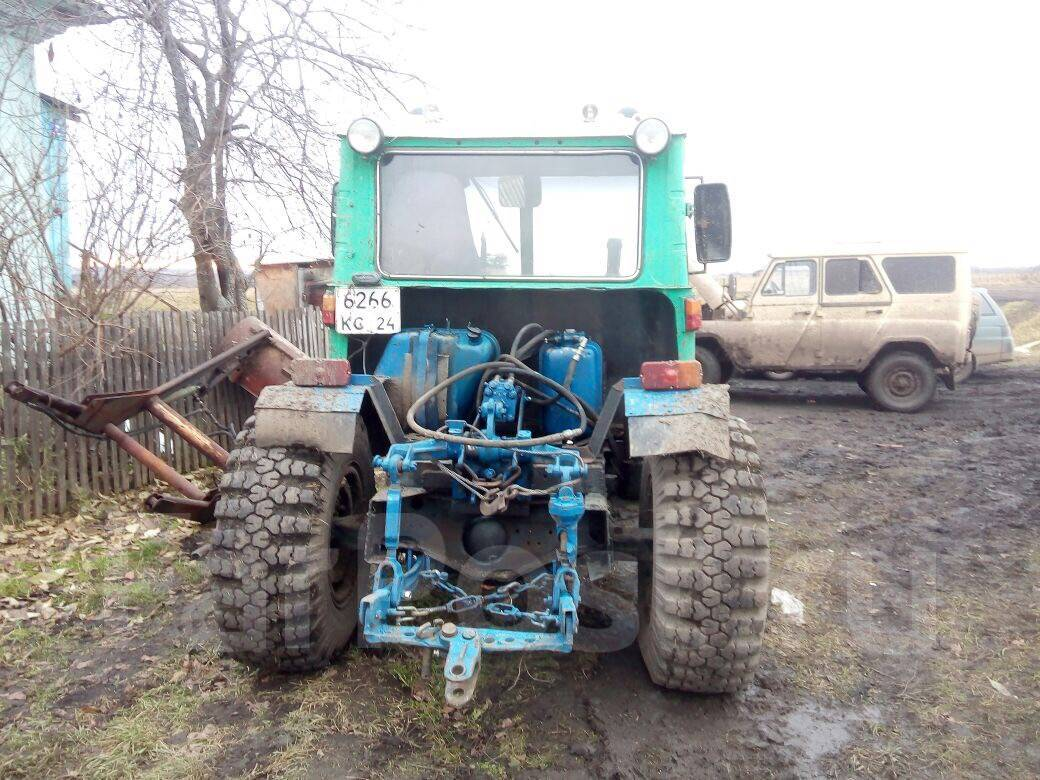 Продажа мини тракторов в алтайском крае
