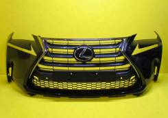 "Lexus NX ""14 - ""17 Бампер решетка хром эмблема. Lexus NX300h Lexus NX300 Lexus NX200 Lexus NX200t"