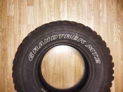 Dunlop Grandtrek MT2. Всесезонные, 2015 год, износ: 30%, 4 шт