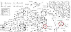 Сальник распредвала. Subaru Exiga, YAM Subaru Legacy, BRM, BMM Двигатель EJ25A. Под заказ