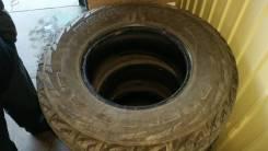 Bridgestone Dueler A/T 697. Грязь AT, износ: 30%, 4 шт