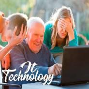 Обучение компьютеру IT Technology