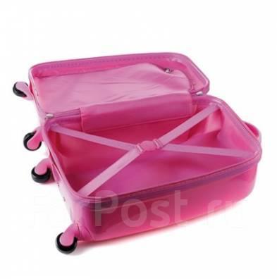 2a3a5fed1fe2 Детский ударопрочный чемодан