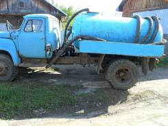 ГАЗ 53-19. Газ 5319 Ассенизаторская цистерна, 5 000куб. см.