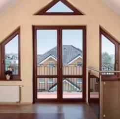 Окна ПВХ. Установка, изготовление пластиковых окон и дверей.