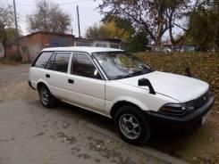 Toyota Corolla. механика, передний, 1.3 (72 л.с.), бензин