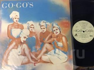 NEW WAVE! ГОУ-ГОУЗ / GO-GO'S - Beauty and the Beat - JP LP 1981