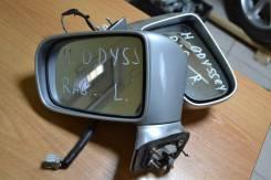 Зеркало заднего вида боковое. Honda Odyssey, RA7, RA6, RA9, RA8 Двигатели: F23A, J30A