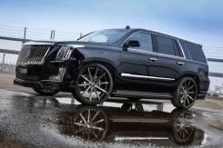 Обвес кузова аэродинамический. Cadillac Escalade, GMT, K2 Двигатели: L94, L92. Под заказ