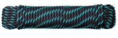 Шнур плетеный ЯКОРНЫЙ 10,0 мм, 1300 кгс, 30 м, евромоток