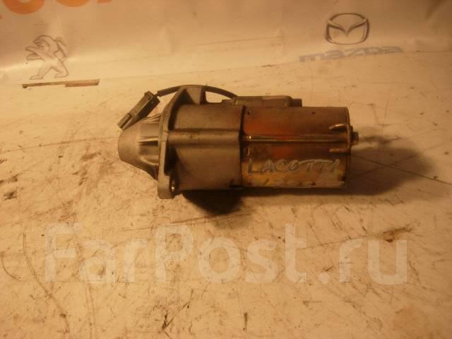 Стартер. Chevrolet Lacetti, J200 Chevrolet Rezzo Chevrolet Epica Chevrolet Nubira Двигатели: L84, L88, L76