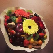 Овощные, мясные, фруктовые букеты на заказ