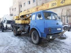 МАЗ Ивановец. Маз автокран ивановец 14тн 14м, 200 куб. см., 11 000 кг., 14 м.