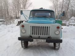 ГАЗ 53. Газ 53 ассенизатор, 4 750 куб. см., 3,70куб. м.