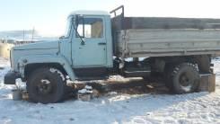 ГАЗ 3307. , 2 000 куб. см., 3 000 кг.