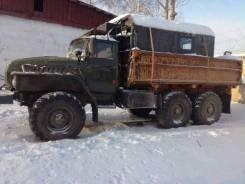 Урал 5557. Продается грузовой самосвал, 10 850 куб. см., 16 300 кг.