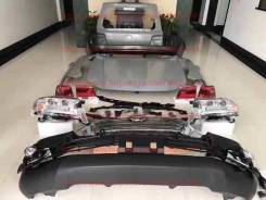 Кузовной комплект. Toyota Land Cruiser, VDJ200, UZJ200W, J200, GRJ200, URJ200, UZJ200, URJ202W Двигатели: 1VDFTV, 2UZFE, 3URFE, 1GRFE, 1URFE