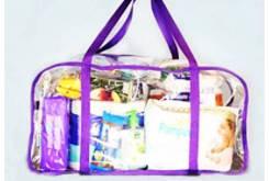 """Готовая сумка в роддом """"Комфорт"""". 38"""