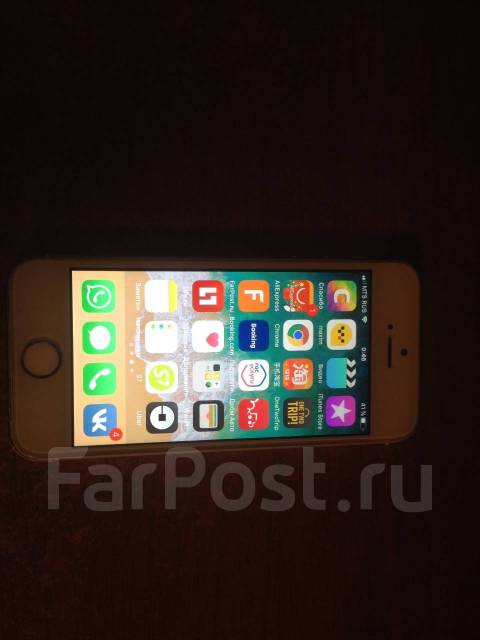 Apple iPhone 5s 64Gb. Б/у, 64 Гб