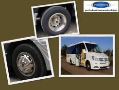 """Колпаки для микроавтобусов R16. Диаметр 16"""", 1 шт."""