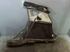 Часть кузова (вырезанный элемент) Nissan Qashqai 2006-2013, правая задняя