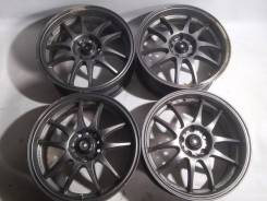 NZ Wheels F-5. 7.0x17, 5x114.30, ET42, ЦО 71,1 мм.