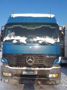 Mercedes-Benz Actros. Мерседес Actros, 12 000 куб. см., 30 000 кг.