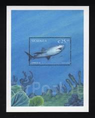Никарагуа 2000 чистые, фауна, рыбы