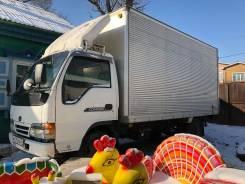 Фургон грузоперевозки