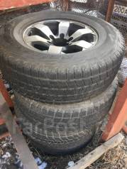 Bridgestone Blizzak DM-V1. Зимние, без шипов, износ: 40%, 4 шт