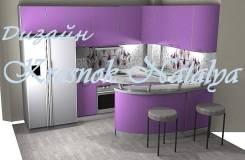 Проектирование любой корпусной мебели, дизайн и изготовление