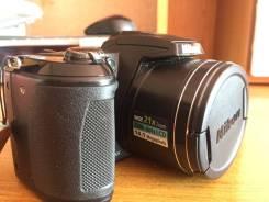 Nikon Coolpix L310. 10 - 14.9 Мп