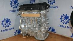 Двигатель в сборе. Kia Rio Hyundai Solaris Hyundai Accent