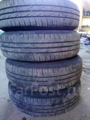Dunlop. Летние, 2014 год, износ: 10%, 4 шт
