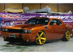 Dodge Challenger. автомат, задний, 3.6, бензин, 45тыс. км, б/п, нет птс. Под заказ