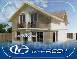 M-fresh Jamaica Plus! (Доработанный вариант готового проекта! ). 200-300 кв. м., 2 этажа, 5 комнат, бетон