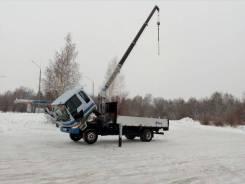 Hino Ranger. Продается грузовик кран манипулятор, 8 000 куб. см., 6 000 кг.