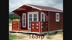 Строительство домов. Строительство домов из дерева. Из бруса.