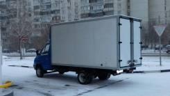 ГАЗ 330202. Газ 330202, 2 890 куб. см., 1 500 кг.