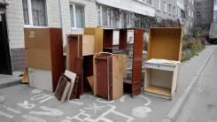 Вывоз мусора Вывозим Старую Мебель Очень Дешево.