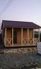 Каркасное строительство. дачный домик, баня, беседка.