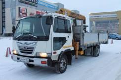 Nissan Condor. Продам самогруз , 6 925 куб. см., 3 000 кг.