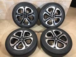 Honda. 7.0x17, 5x114.30, ET55, ЦО 64,1мм.