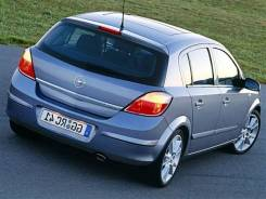 МКПП. Opel Astra