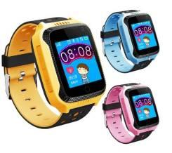 Детские GPS смарт-часы телефон Jet Kids