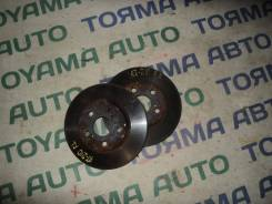 Диск тормозной. Toyota Carina, AT211 Toyota Corona Premio, AT211, ST210